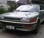 1991 TOYOTA COROLLA GL 16v PWR WINDOWS FIX@80K  Premium