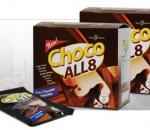 Choco All 8 Drink