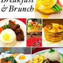 Breakfast & Brunch (25 Mushrooms Kitchen Cooking Classes for Househelp)