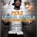 Iyaz Live in Manila!