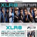 XLR8 Mania