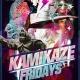Мероприятия | Obaldet | Kamikaze Fridays
