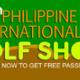 Мероприятия | Obaldet | Philippine International Golf Show